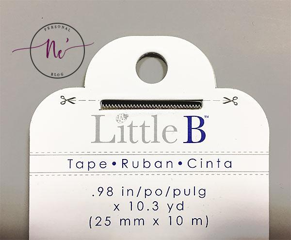 LittleB_tape